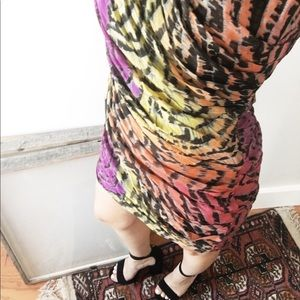 DIane Von Furstenberg Multicolored dress